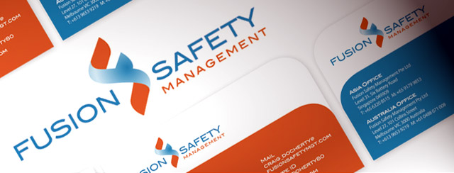 Fusion Safety Management Branding