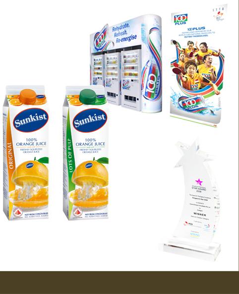 Acacia Consumer Branding Division